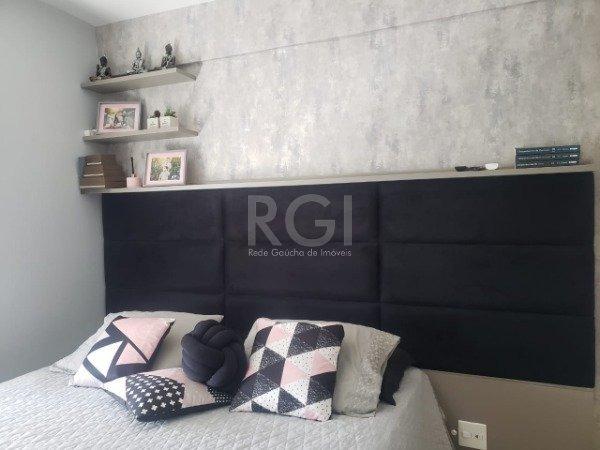 cobertura em cavalhada com 3 dormitórios - mi270601