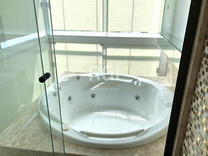 cobertura em cristal com 3 dormitórios - ev3761