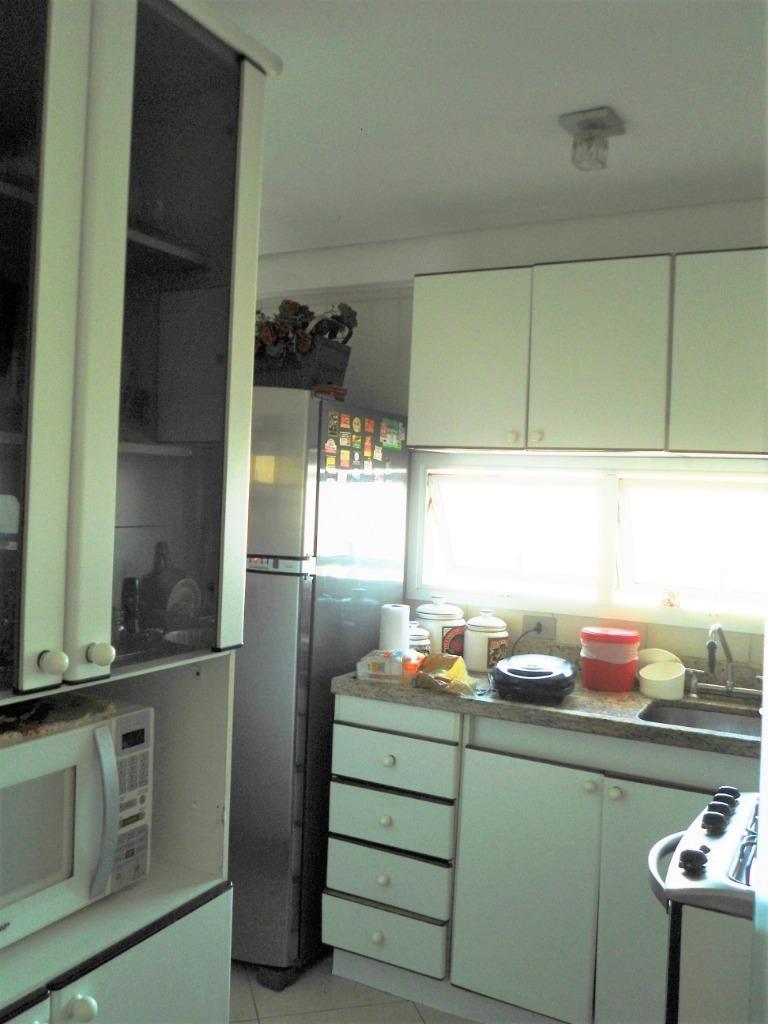 cobertura em cristal com 3 dormitórios - vz3636
