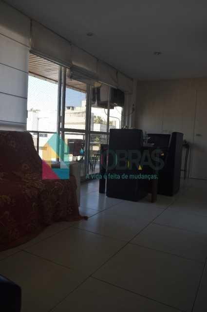 cobertura em ipanema com 2 vagas de garagem!! - cpco50006