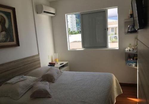 cobertura em itacorubi, florianópolis/sc de 110m² 2 quartos à venda por r$ 500.000,00 - co204434