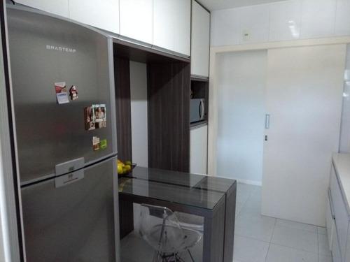 cobertura em itacorubi, florianópolis/sc de 166m² 4 quartos à venda por r$ 850.000,00 - co182044