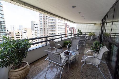 cobertura em meireles, fortaleza/ce de 786m² 5 quartos à venda por r$ 4.500.000,00 - co161820