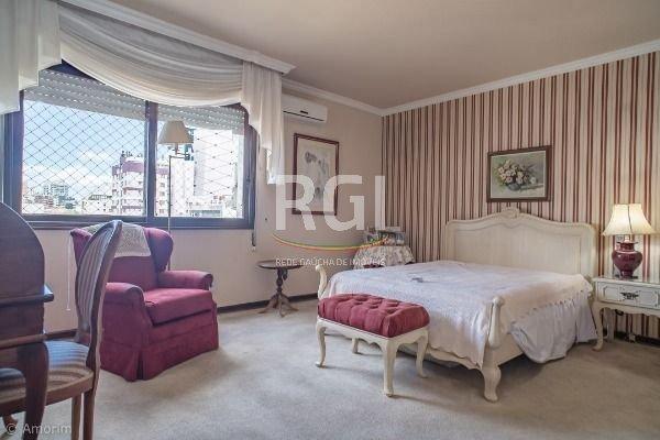 cobertura em menino deus com 3 dormitórios - nk18842