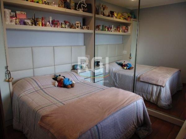 cobertura em menino deus com 3 dormitórios - nk19150