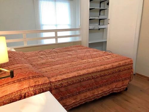 cobertura em moema 2 dorms - sf24611