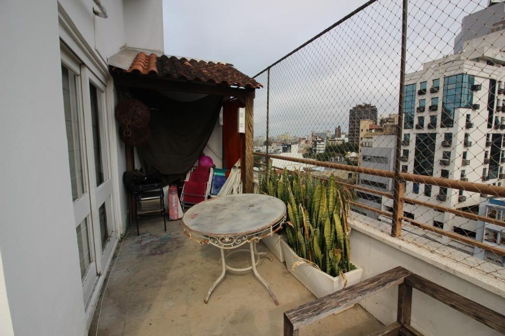 cobertura em moinhos de vento, porto alegre/rs de 121m² 1 quartos à venda por r$ 830.000,00 - co293358