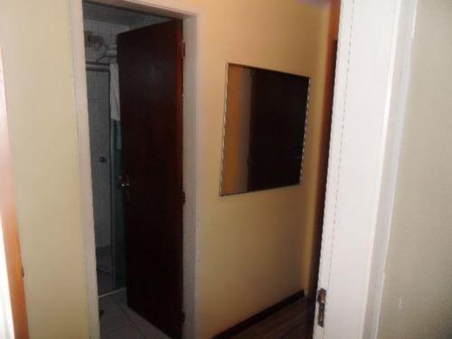 cobertura em petrópolis com 2 dormitórios - lu25389