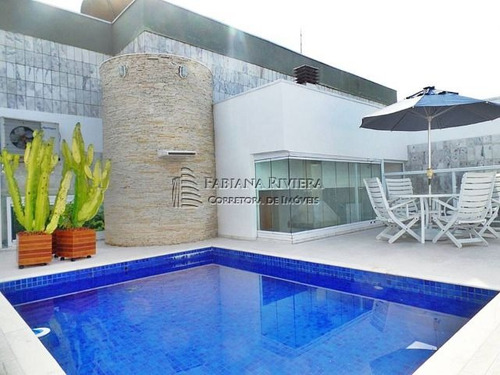 cobertura em riviera: 220 m²m 3 suítes, lindo imóvel.