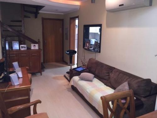 cobertura em são sebastião com 2 dormitórios - nk18272