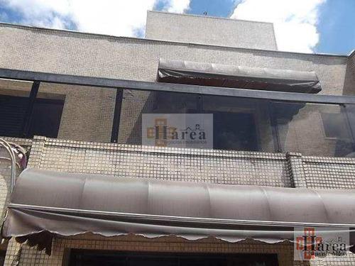 cobertura em sorocaba bairro centro - v2893