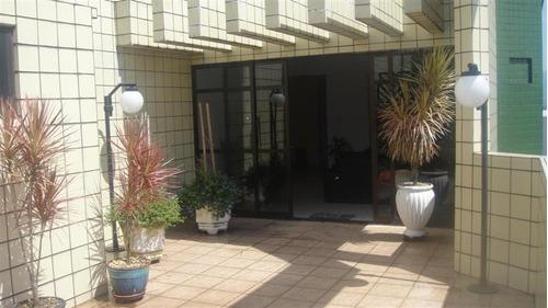 cobertura em tupi, praia grande/sp de 283m² 3 quartos à venda por r$ 700.000,00 - co235843