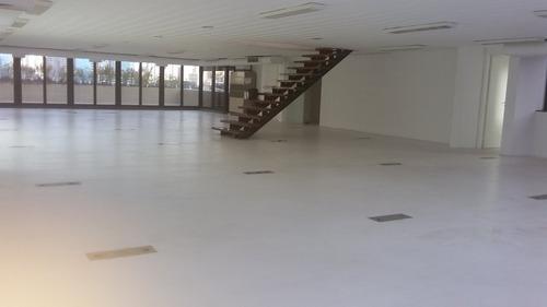 cobertura em vila olímpia, são paulo/sp de 500m² para locação r$ 31.000,00/mes - co162822
