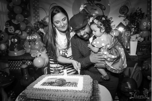 cobertura fotográfica aniversário infantil - sp