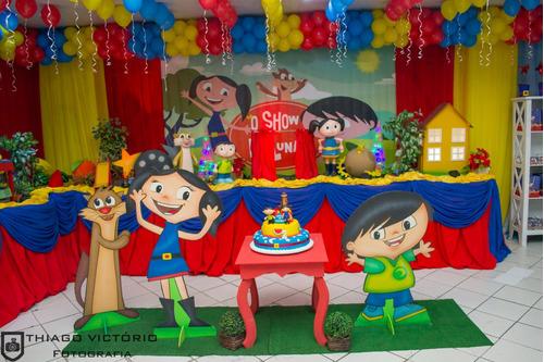 cobertura fotográfica festa infantil e 15 anos