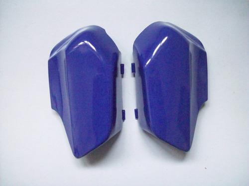 cobertura garfo biz 100 1998/1999 azul - melc