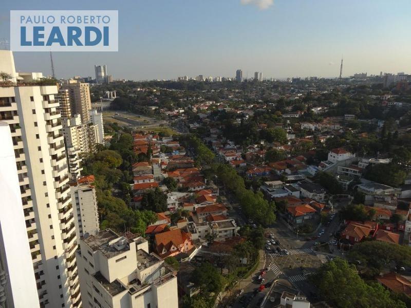 cobertura higienópolis  - são paulo - ref: 343525
