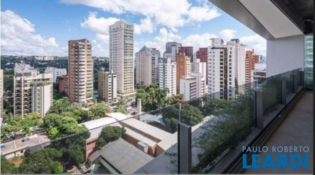 cobertura itaim bibi  - são paulo - ref: 529956