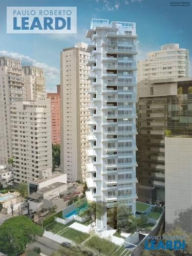 cobertura itaim bibi  - são paulo - ref: 554634
