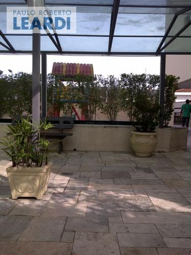 cobertura jardim aeroporto  - são paulo - ref: 421574