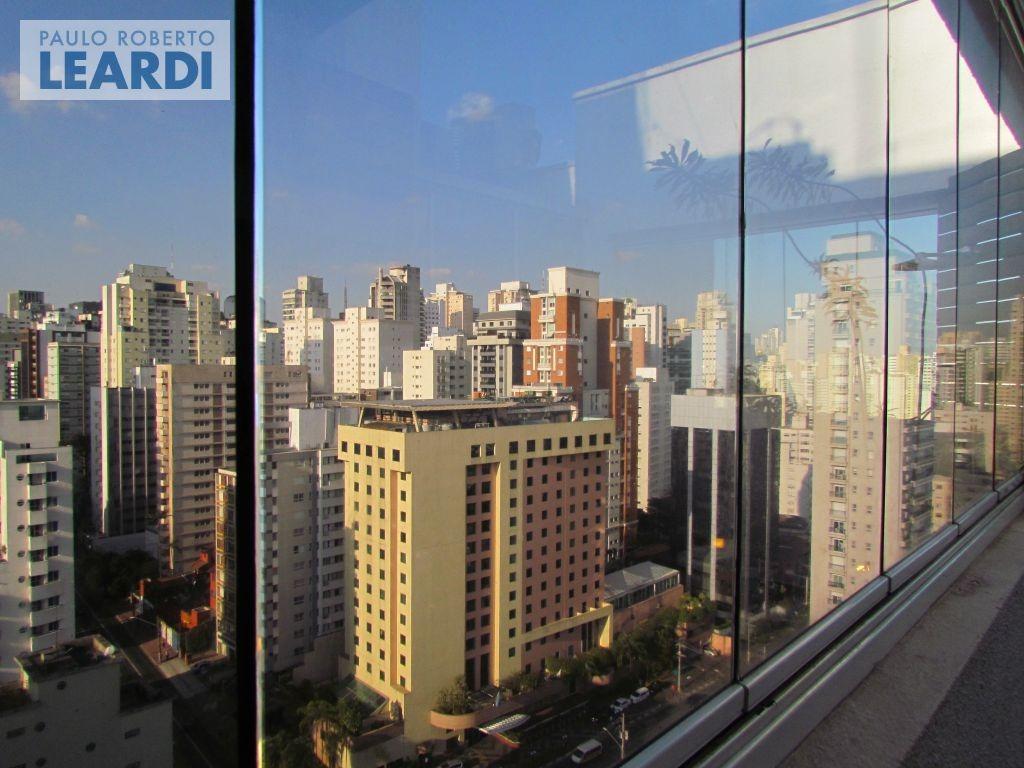 cobertura jardim paulista  - são paulo - ref: 469997