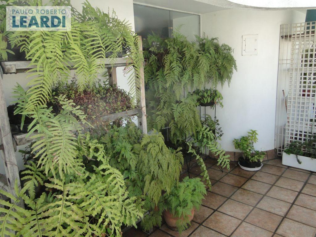 cobertura jardim paulista  - são paulo - ref: 502514