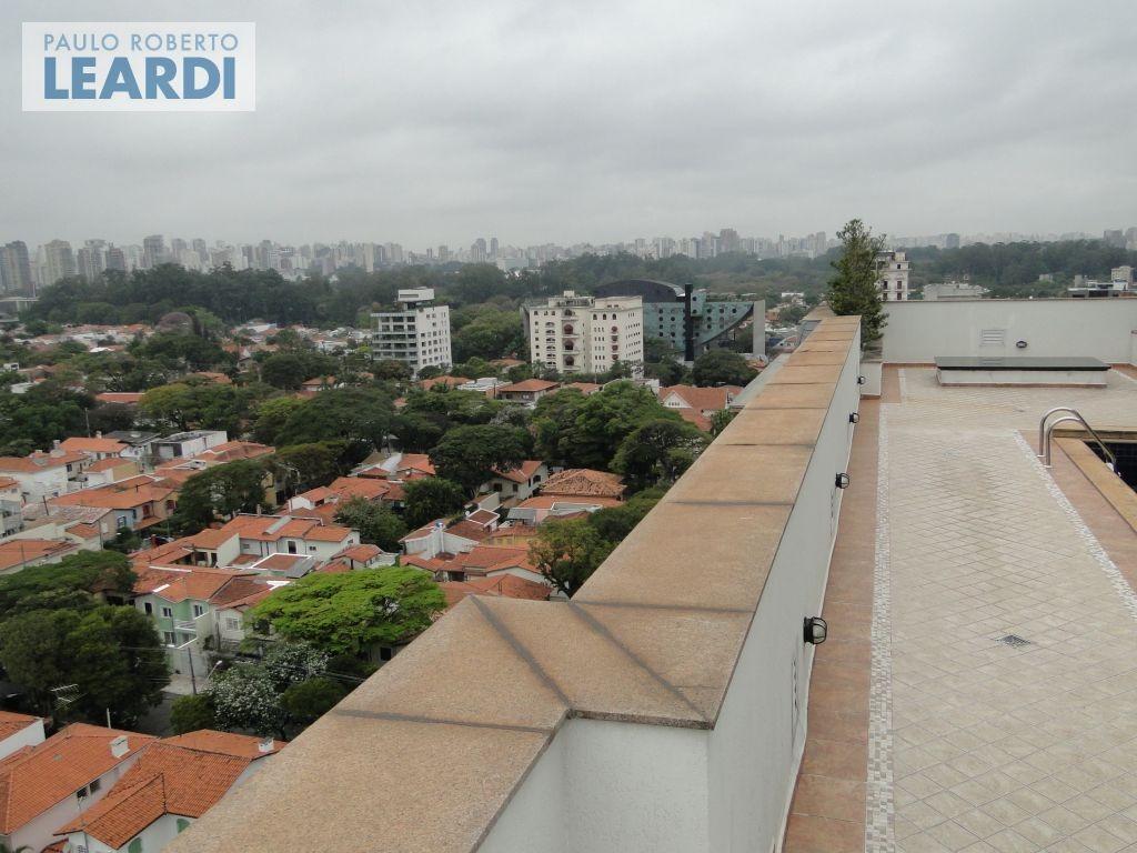 cobertura jardim paulista  - são paulo - ref: 554076