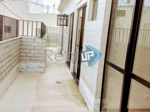cobertura linear com 392 m² churrasqueira, sauna e piscina - 18958