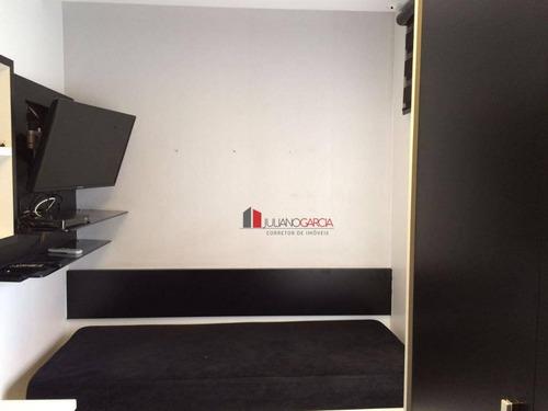 cobertura linear totalmente luxo com ambientes integrados - co0003