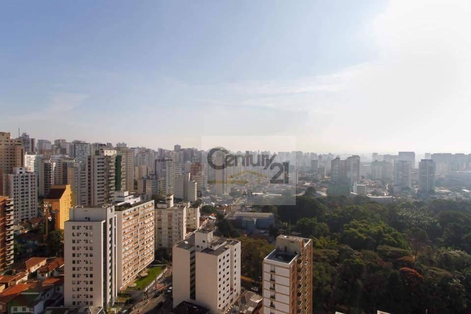 cobertura magnífica com vista espetacular de 360 graus de são paulo!!! - ap1406