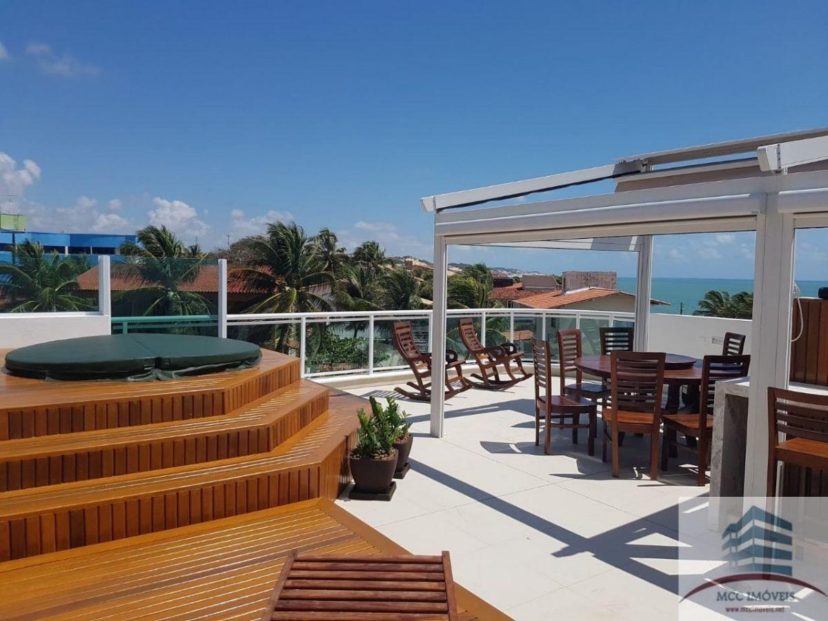 cobertura mobiliada a venda frente para o mar in mare bali resort