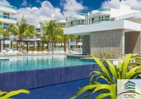 cobertura mobiliada a venda in mare bali resort