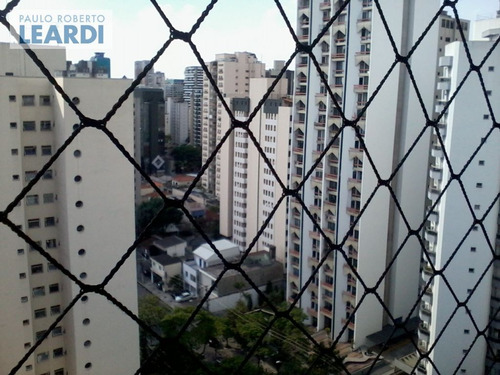cobertura moema índios  - são paulo - ref: 484162