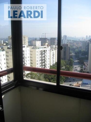 cobertura morumbi  - são paulo - ref: 112014
