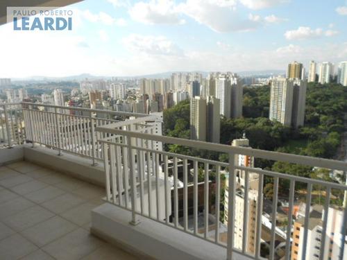 cobertura morumbi  - são paulo - ref: 253742