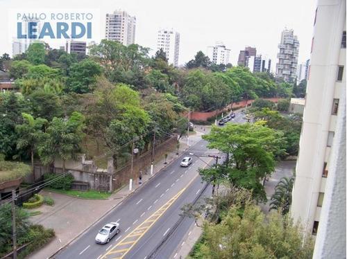 cobertura morumbi  - são paulo - ref: 375418