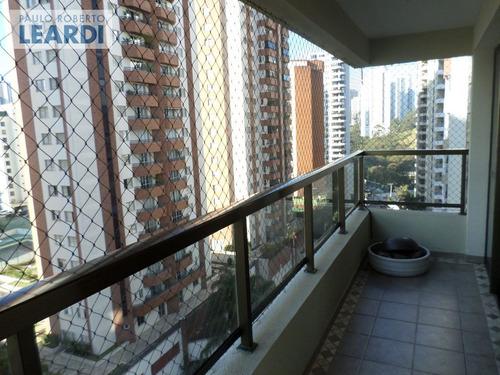 cobertura morumbi  - são paulo - ref: 398706