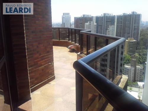 cobertura morumbi  - são paulo - ref: 412492