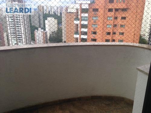 cobertura morumbi  - são paulo - ref: 457846