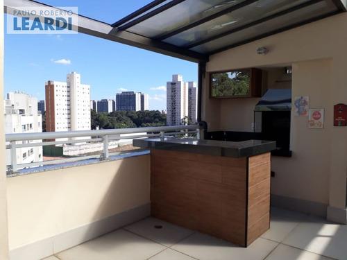 cobertura morumbi  - são paulo - ref: 566066
