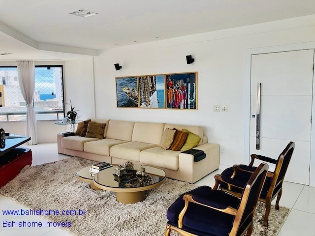 cobertura na graça duplex 700m² com vista mar panorâmica 360º - salvador ba - ap00790pk