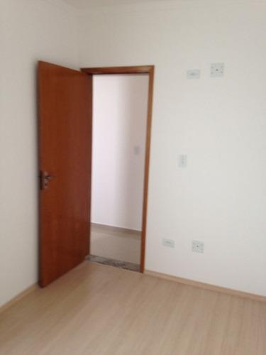 cobertura nova - com suíte e acesso interno - 2789