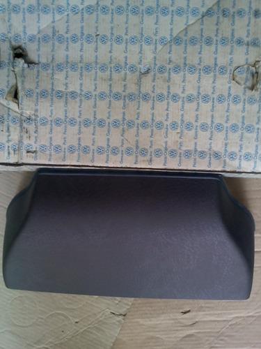 cobertura painel instrumento saveiro 88 97 marrom vw origina