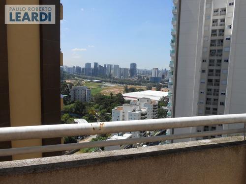 cobertura panamby  - são paulo - ref: 423321