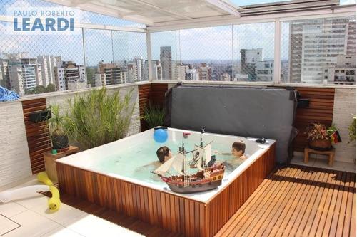 cobertura panamby  - são paulo - ref: 425207