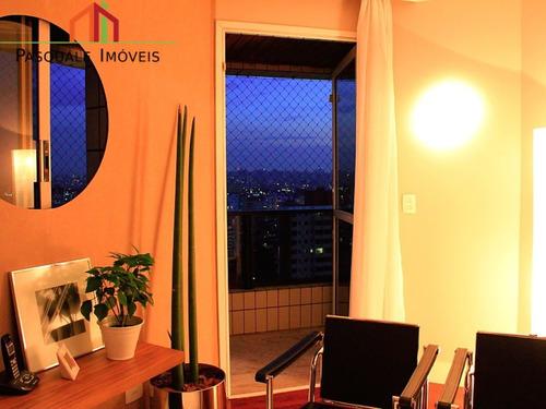 cobertura para venda no bairro santana em são paulo - cod: ps111602 - ps111602