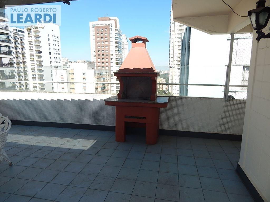cobertura paraíso  - são paulo - ref: 462835