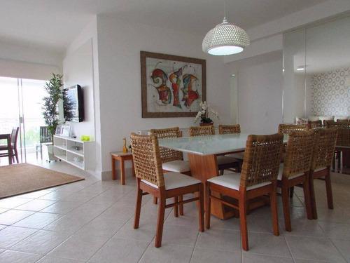 cobertura penthouse 4 dormitórios, módulo 7 - riviera de são lourenço - co0156