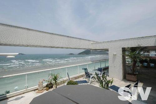 cobertura penthouse com vista para o mar - 4 suítes, riviera de são lourenço - co0126
