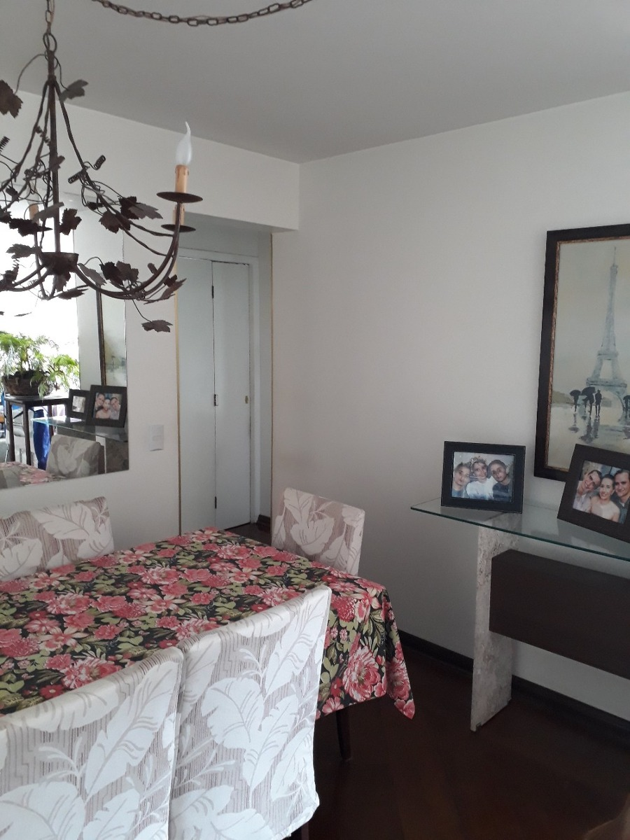 cobertura portal do morumbi, 3 dorms, suite com closet